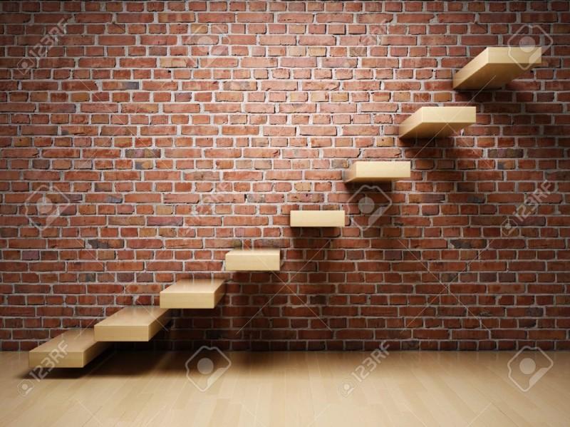 Belajar Menulis seperti menaiki tangga