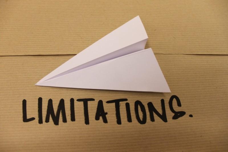 Keterbatasan akan memunculkan inspirasi