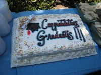 cake untuk ucapan selamat wisuda