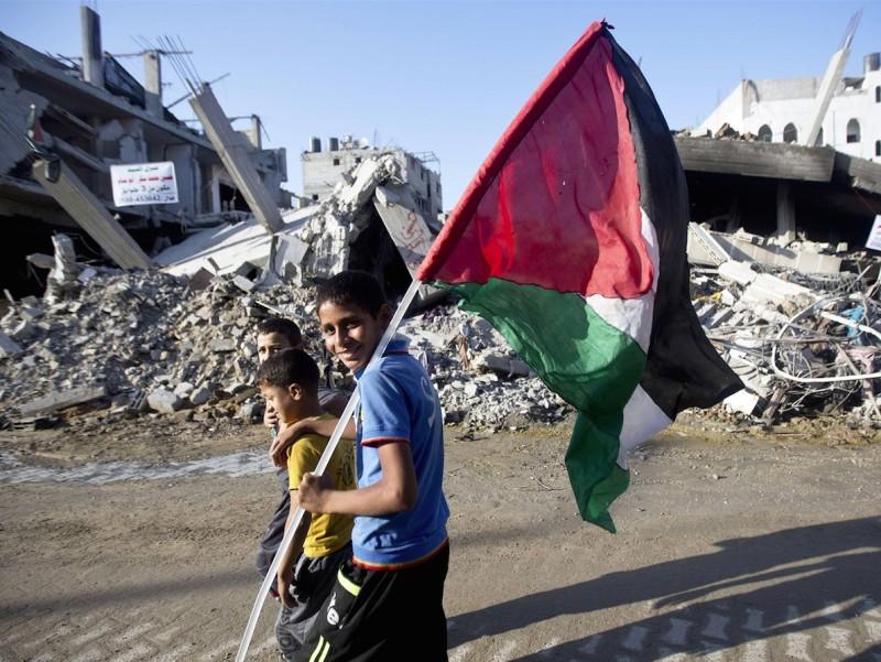 Smile for palestine