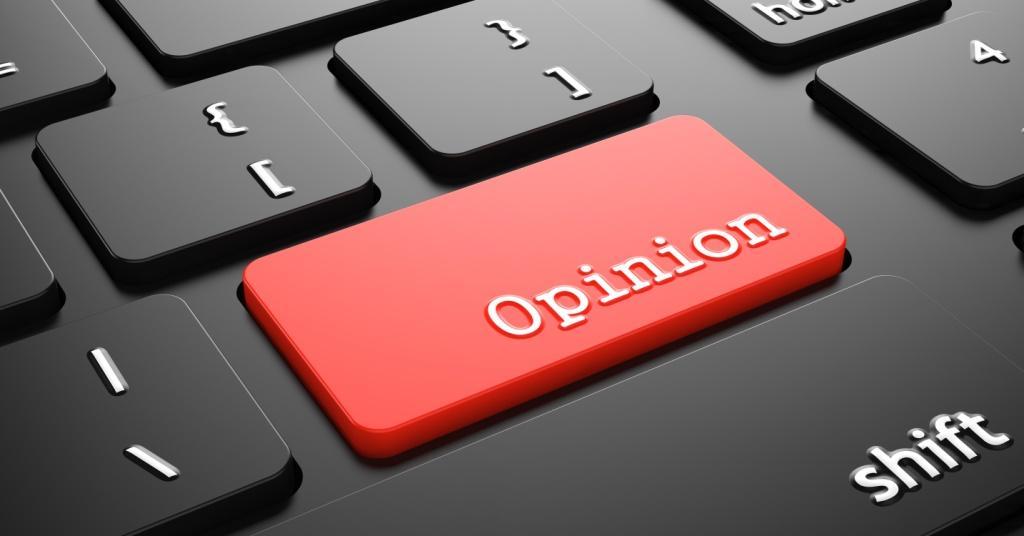 cara membuat opini dengan mudah