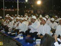 Ahbabul Musthofa bershalawat