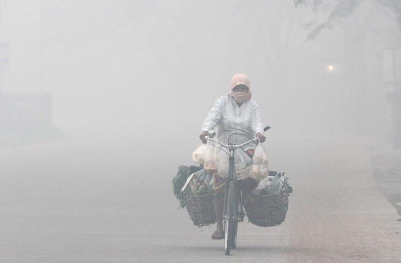 kata-kata mutiara tentang kabut asap