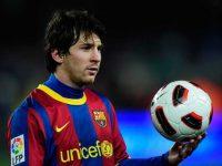 Messi dan pendidikan bola