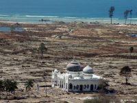 Masjid satu-satunya yang selamat dari Tsunami
