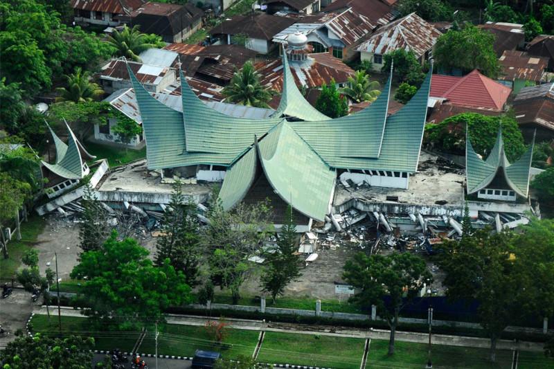 30 September 2009 wilayah ini diguncang gempa dahsyat berkuatan 7,6 SR
