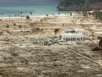 tsunami aceh masjid selamat