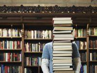 minat baca mahasiswa
