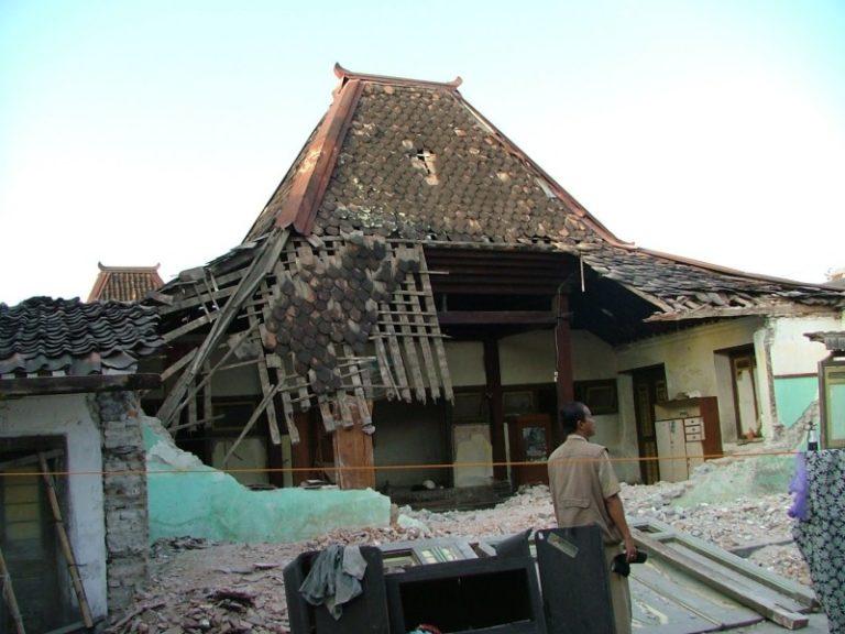 gempa bumi Jogja - Info Kuliah dan Sumber Referensi Terlengkap