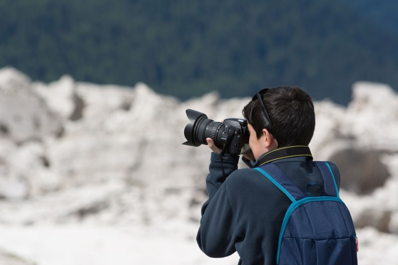 fotografer lulusan ilmu komunikasi