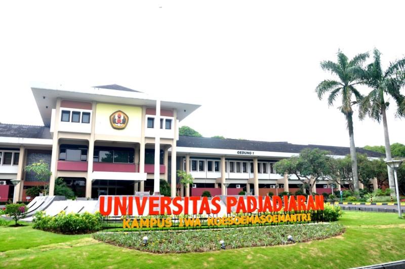 universitas padjajaran kampus Iwa Koesoemantri