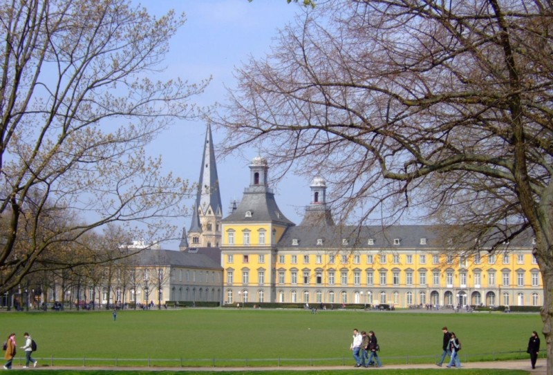 Universitas terbaik di Jerman University of Bonn