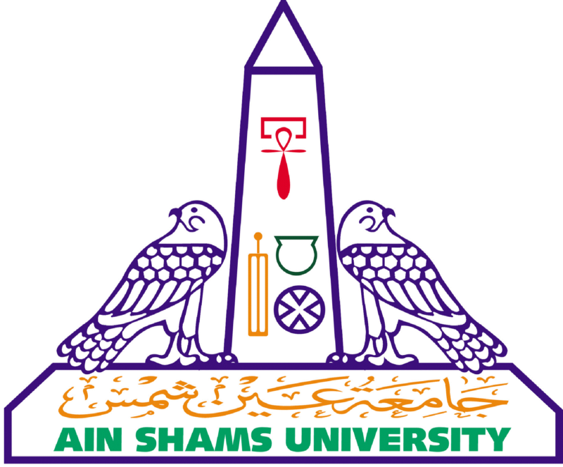 logo Universitas Ain Shams mesir