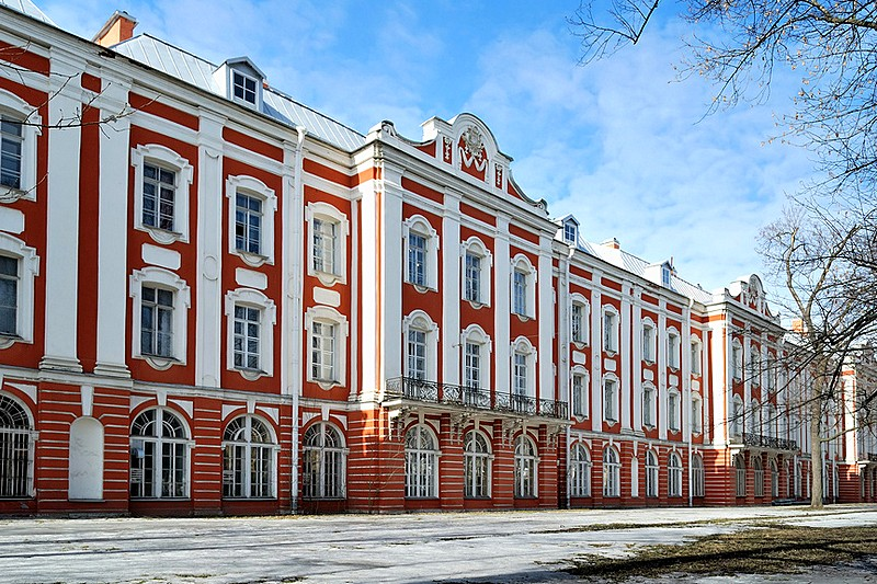 universitas di rusia Saint - Peterburg State University