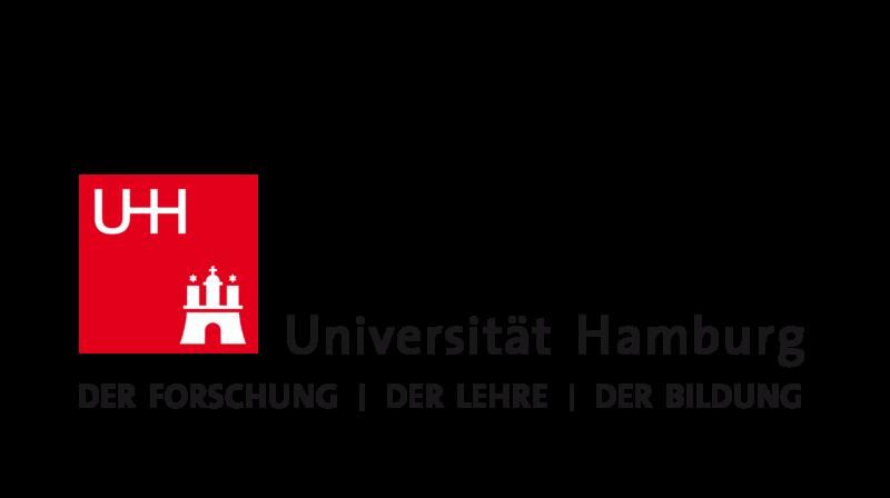 universitas terbaik di Jerman logo Hamburg University