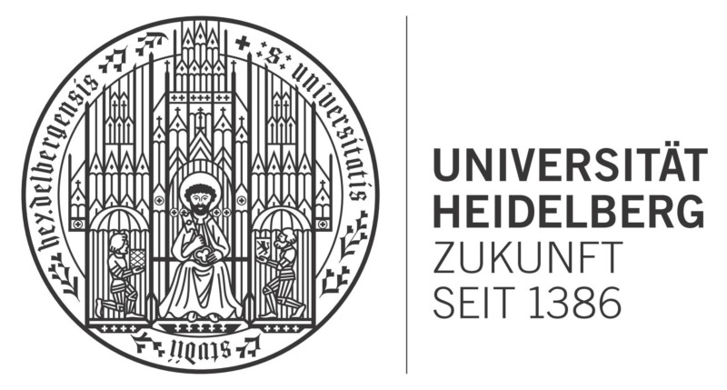 universitas terbaik di Jerman logo Heidelberg University