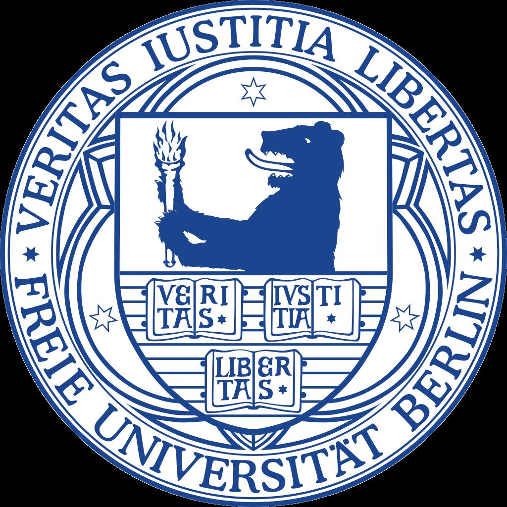 universitas terbaik di jerman logo freie universität berlin