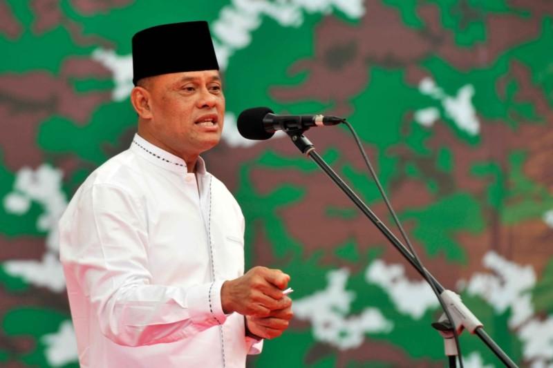 Jendral TNI Gatot Nurmantyo