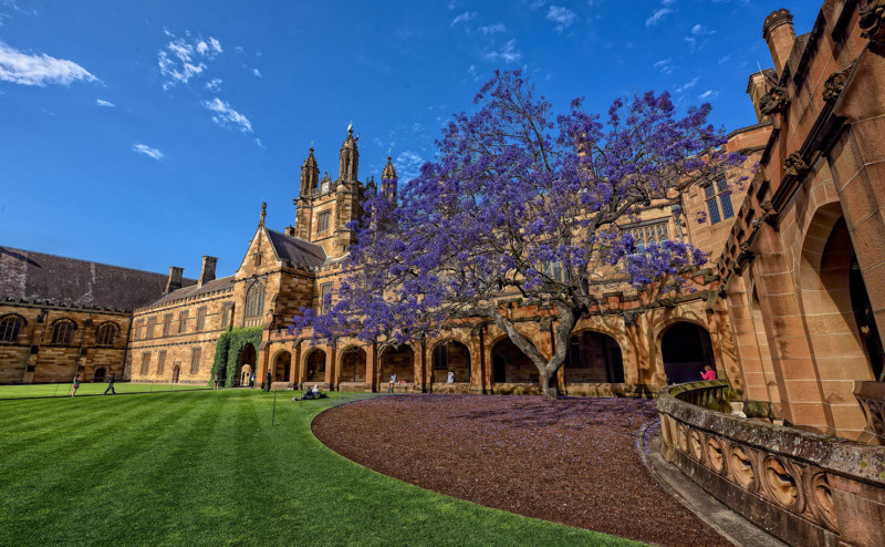 University of Sydney AustraliaUniversity of Sydney AustraliaUniversity of Sydney Australia