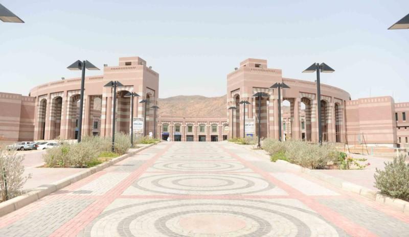 universitas terbaik di arab Taibah University