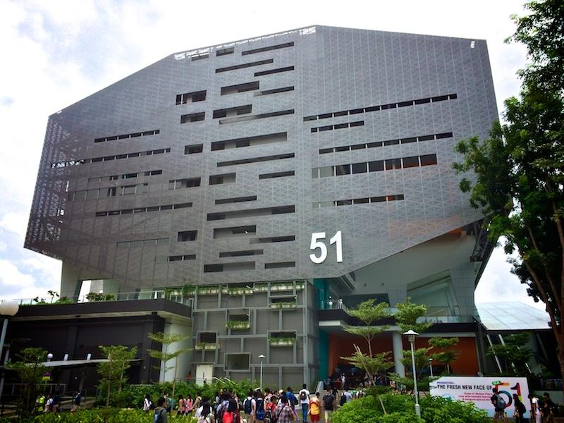 Ngee Ann Polytechnic (NAP)