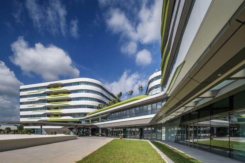 universitas terbaik di singapura Singapore University of Technology and Design (SUTD)