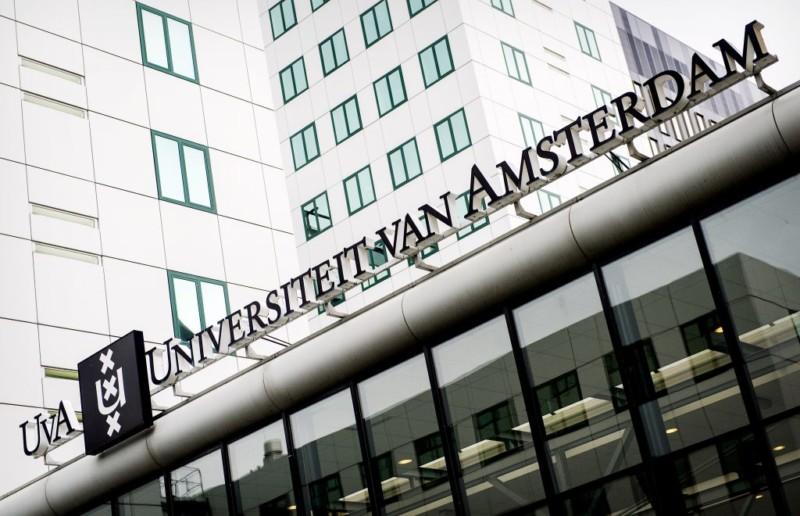 universitas terbaik di Belanda Universiteit van Amsterdam