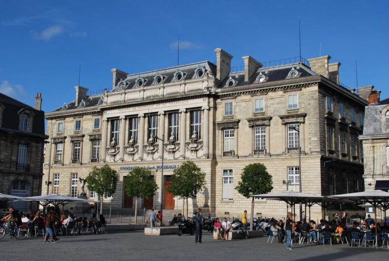 universitas terbaik di Perancis Universitè de Bordeaux