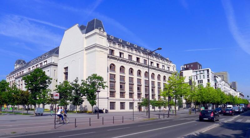 universitas terbaik di Perancis Université Paris Diderot