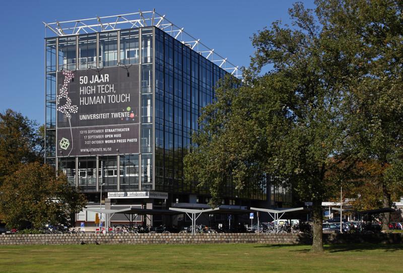 universitas terbaik di belanda Universiteit Twente