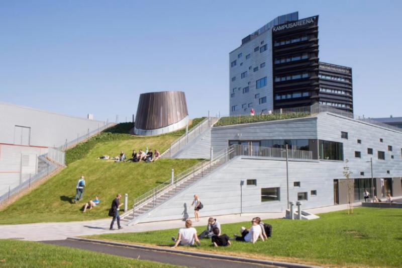 universitas terbaik di finlandia Tampere University of Technology