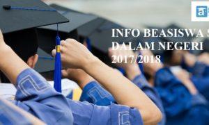 Info Beasiswa S2 Dalam Negeri 2017 2018