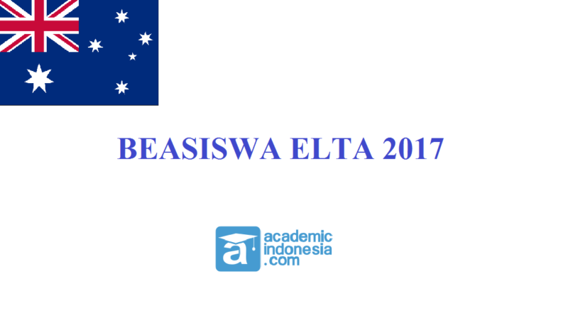beasiswa ELTA Australia Awards toefl