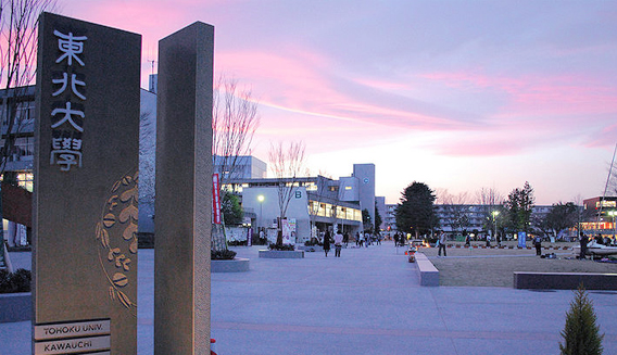 Universitas terbaik di Jepang Tohoku University (Tohokudai)