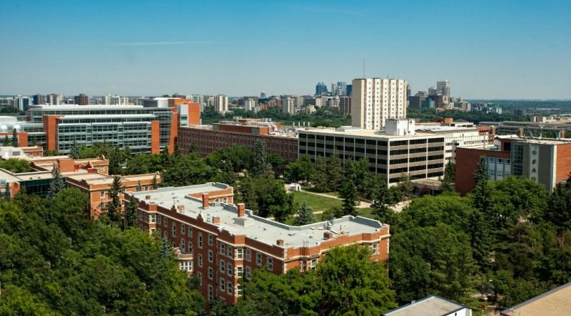 Universitas terbaik di Kanada Alberta University