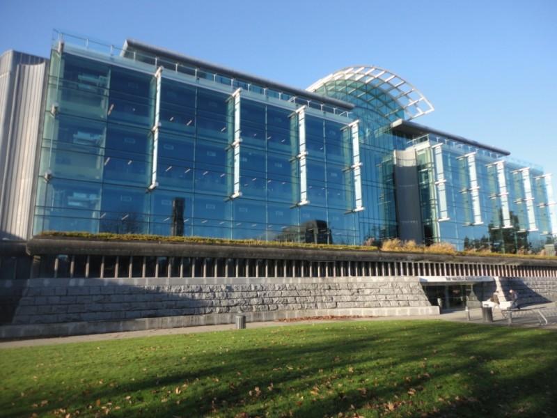 Universitas terbaik di kanada University of British Columbia