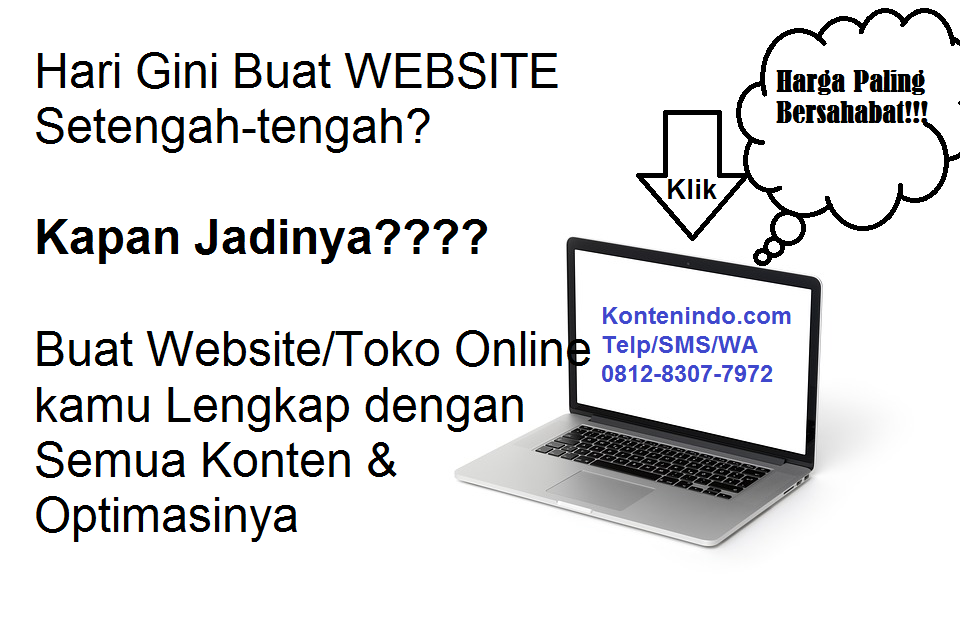 Jasa Buat Website Jogjakarta