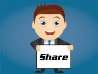 Budaya Share di Media Sosial