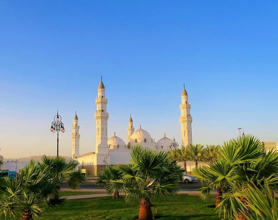Masjid Quba, Masjid Pertama yang Dibangun Rasulullah Saw