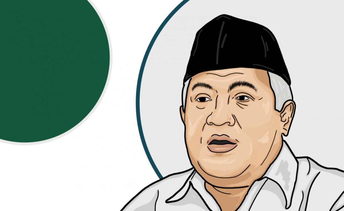 Biografi Din Syamsuddin; Kriteria Kepemimpinan yang Ideal