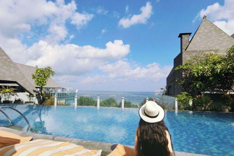 Kolam Renang Bali Be Bali Stay
