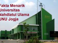Universitas Nahdlatul Ulama UNU Jogja