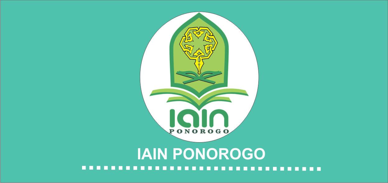 logo IAIN Ponorogo