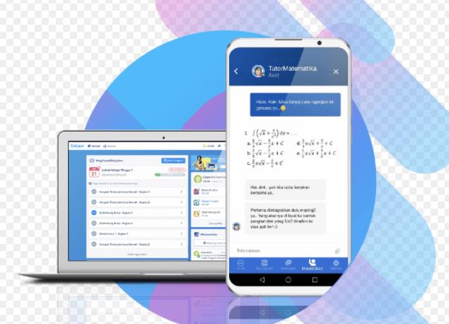 Aplikasi Pendidikan Quipper