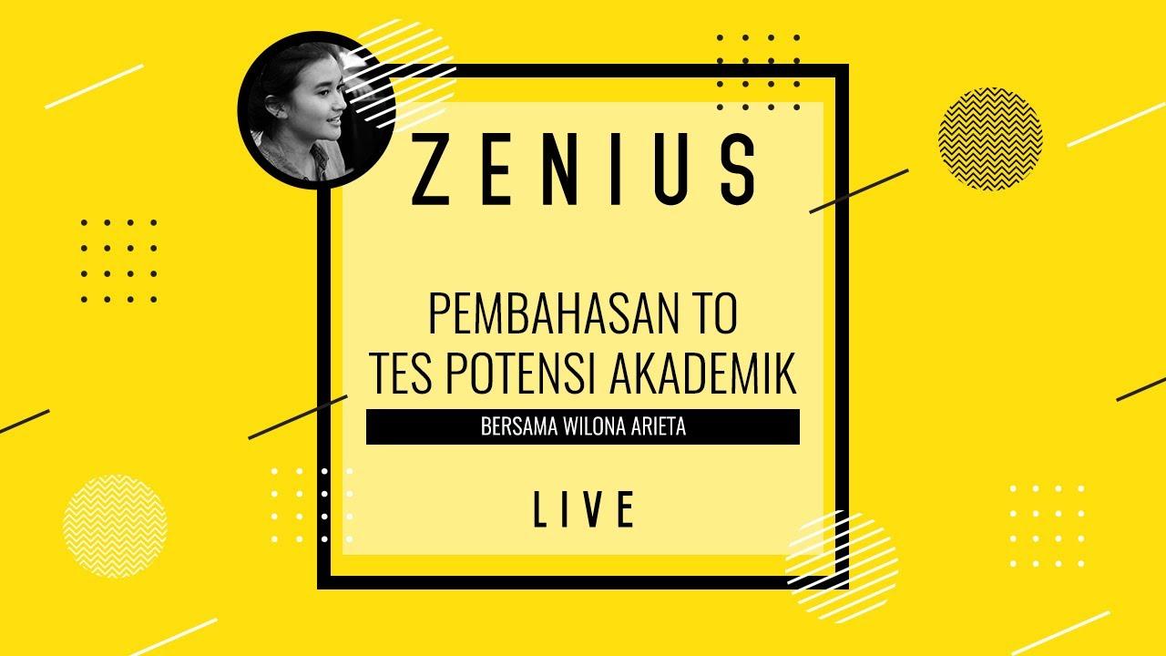 Aplikasi Pendidikan Zenius