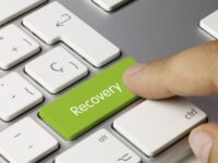 cara recovery file