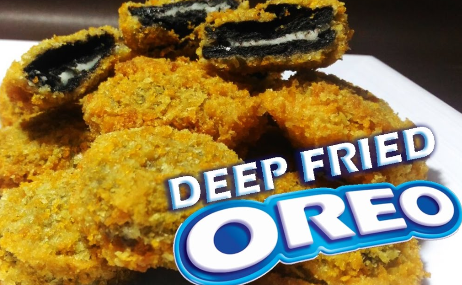 Oreo Goreng Crispy